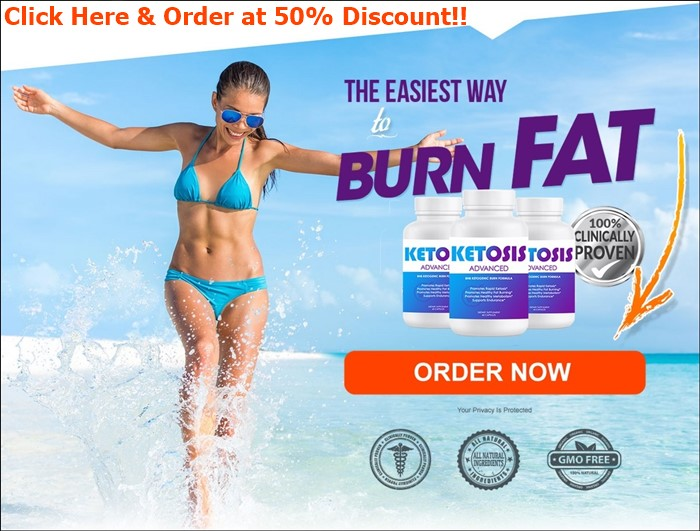 Ketosis Advanced - Buy Now at 50 Percent Discount & Burn Fat in the Easiest Style